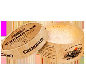 Crémoulin in der Schachtel