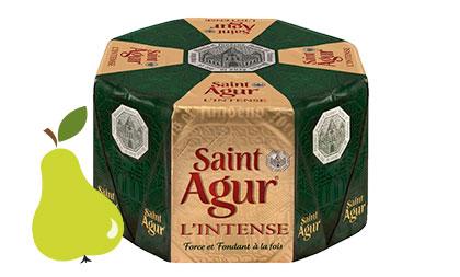 Käse Chutney Saint Agur